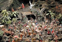 Jindřichův Hradec - The Krýza Nativity, the most popular mechanical nativity scene in the world, photo by: Archiv Vydavatelství MCU s.r.o.